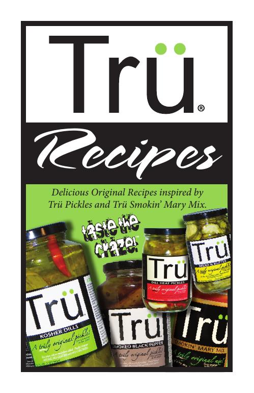 Trü recipe book