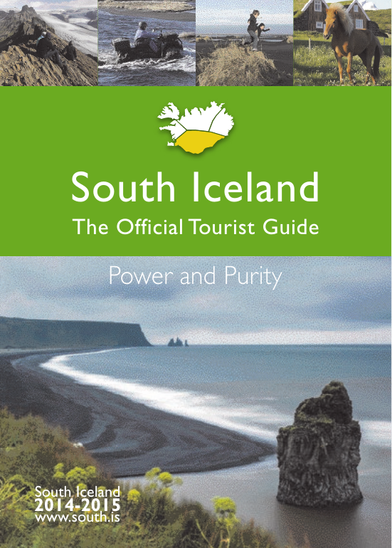 South iceland – The official tourist guide