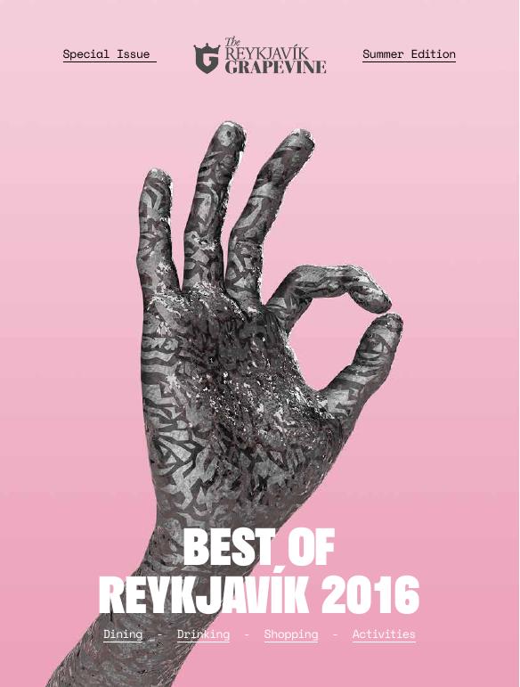Best of Reykjavik 2016