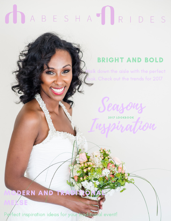 Habesha brides lookbook 2017