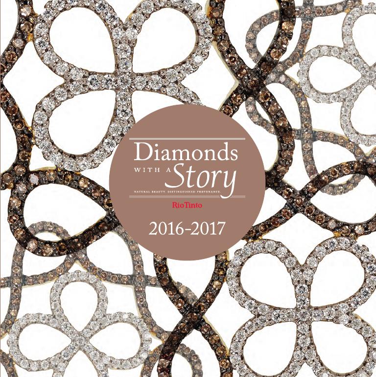Rio Tinto Diamond's 2016/2017 Diamonds with a Story