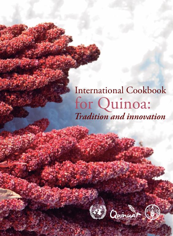 International Cookbook for Quinoa