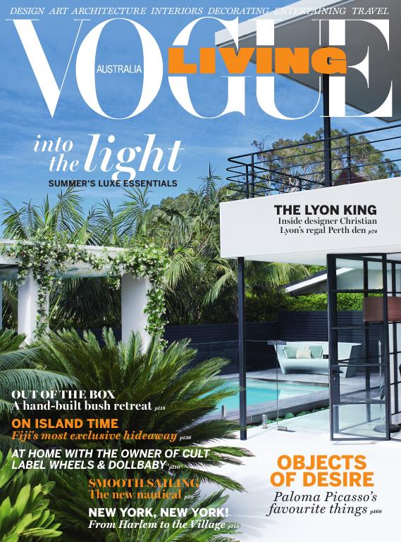Vogue living 01 2014