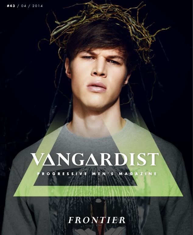Vangardist Magazine - Issue 43