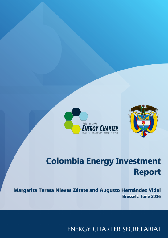 Colombia Energy Investment Report
