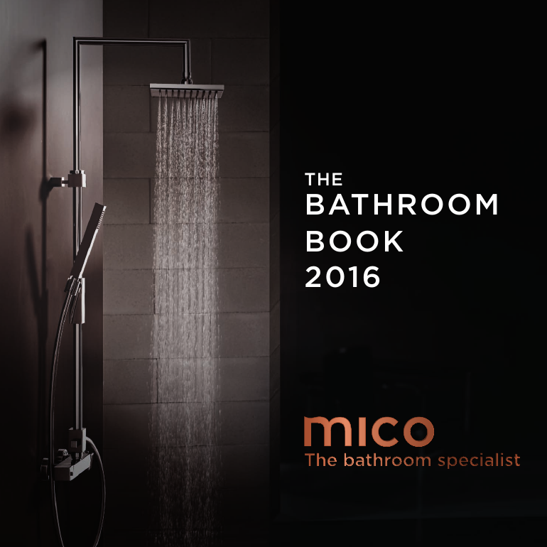 The MICO Bathroom Book 2016
