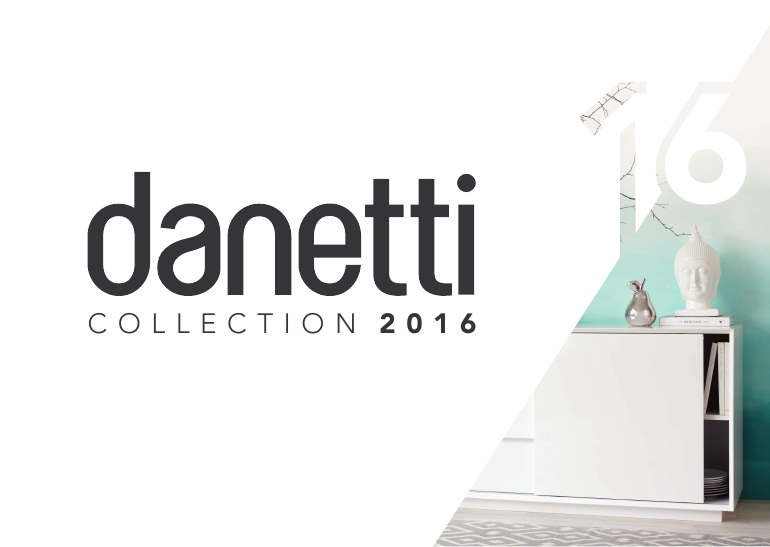 Danetti Collection 2016 - Lookbook
