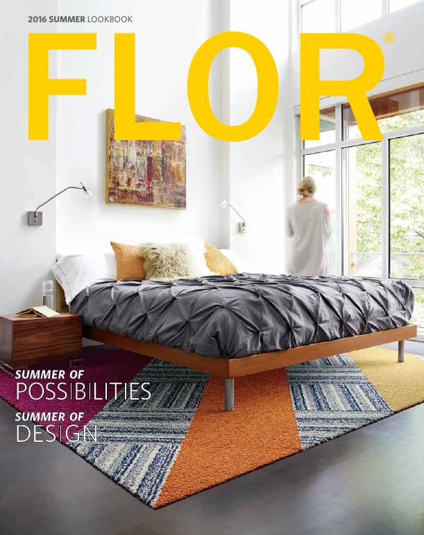 Flor 2016 Summer lookbook