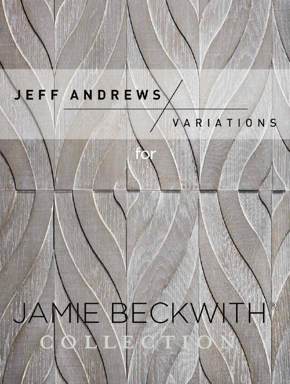 Jeff Andrews Variations lookbook