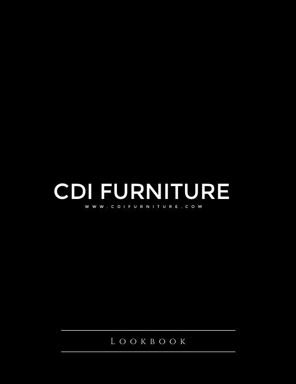 CDI Furniture lookbook 2016