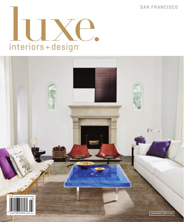Luxe magazine premier edition