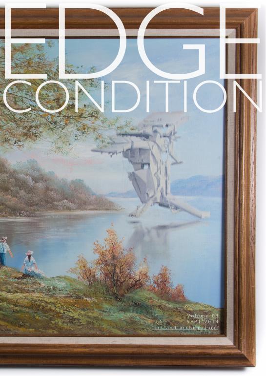 EDGE Magazine Vol 3: Art and Architecture
