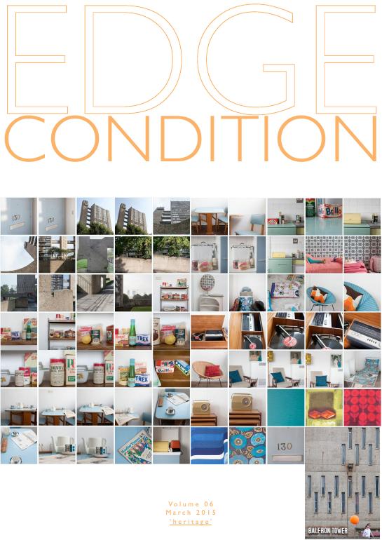 Edge Condition Magazine vol6: heritage