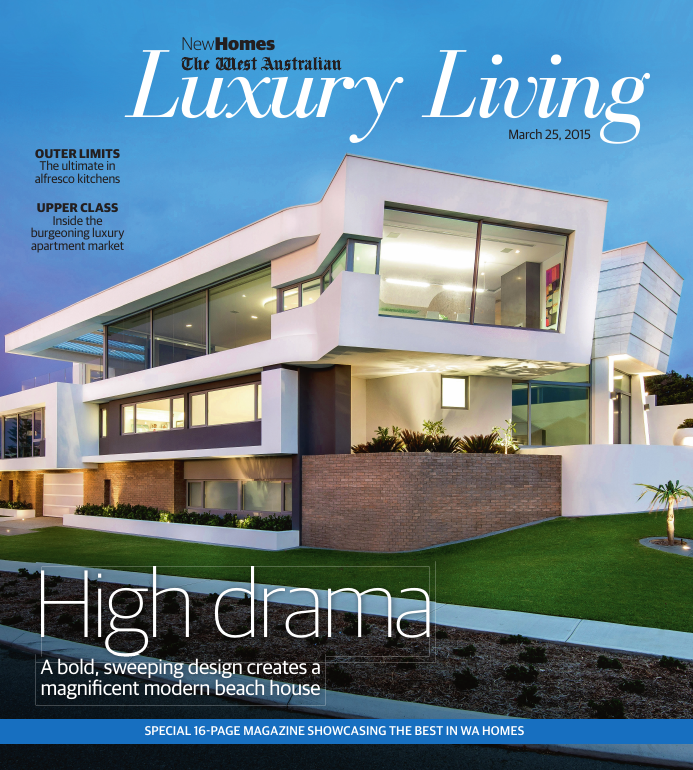 New Homes The West Australia: Luxury Living