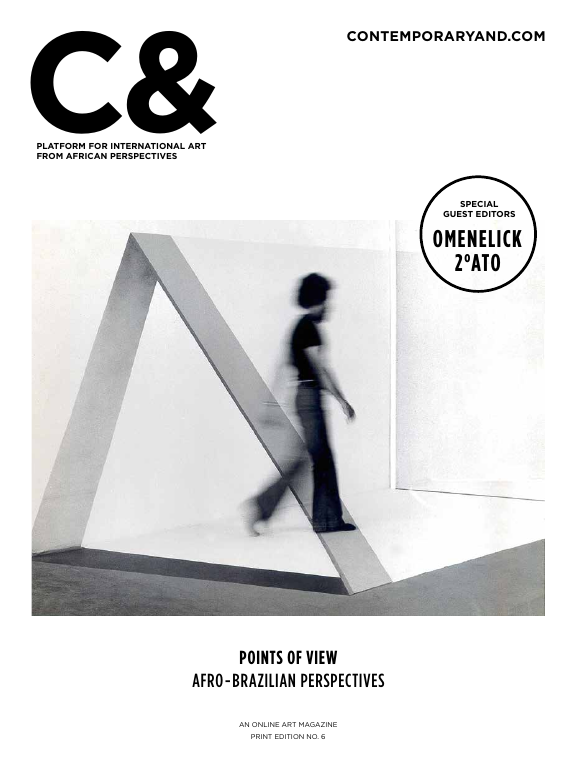 C& Art Magazine: Platform for international Art from African Perspectives