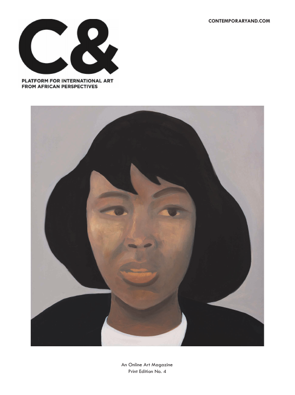 C& Art Magazine: Platform for international Art from African Perspectives Edition 4
