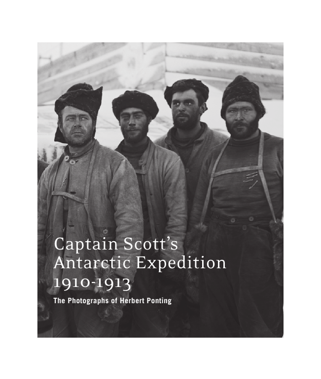 Captain Scott's Antarctic Expedition 1910-1913
