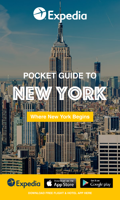 Expedia New York Pocket Travel Guide