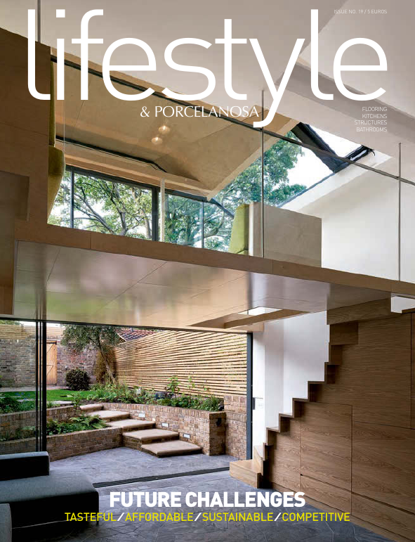 Lifestyle & Porcelanoza Issue 19