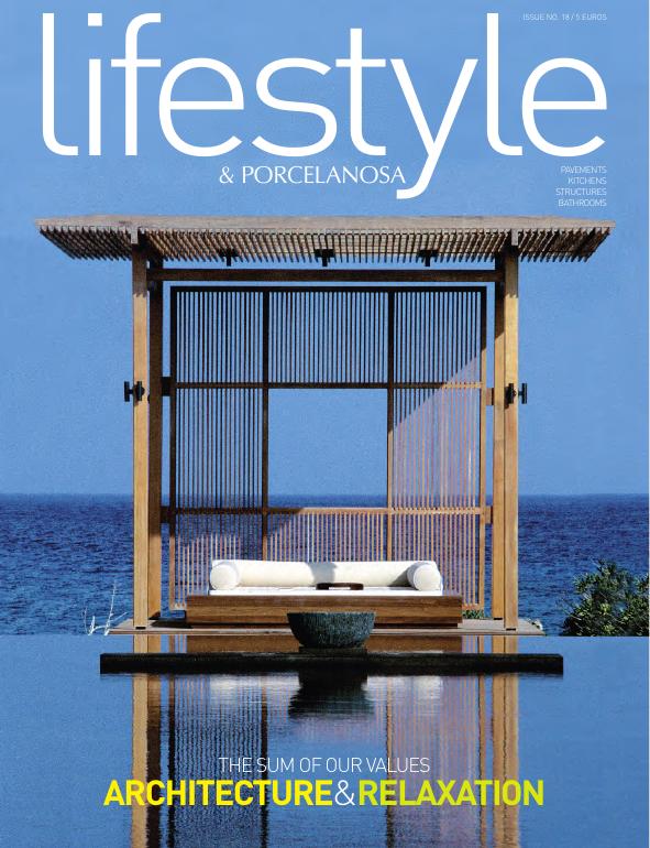 Lifestyle & Porcelanosa Issue 18