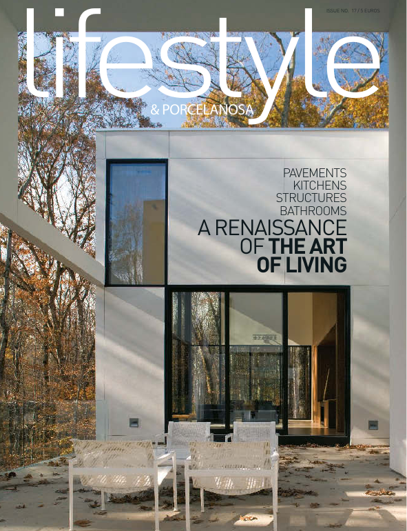 Lifestyle & Porcelanosa Issue 17