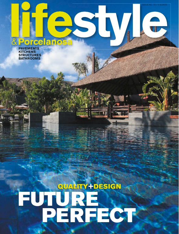 Lifestyle & Porcelanosa Issue 16