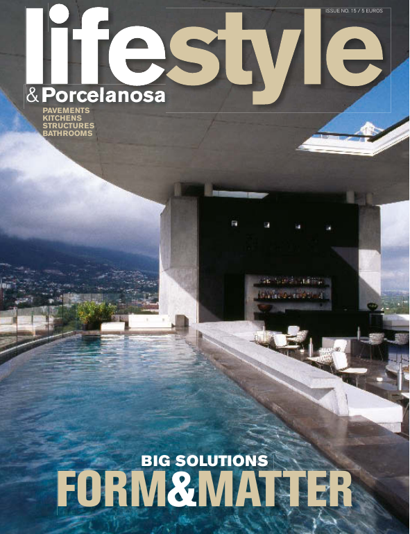 Lifestyle & Porcelanosa Issue 15