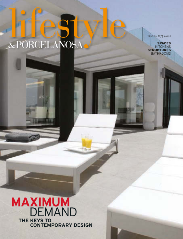 Lifestyle & Porcelanosa Issue 12