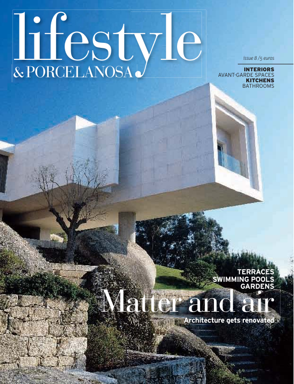 Lifestyle & Porcelanosa Issue 8