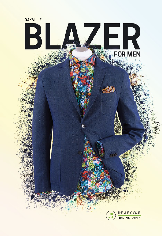 Oakville Blazer for Men