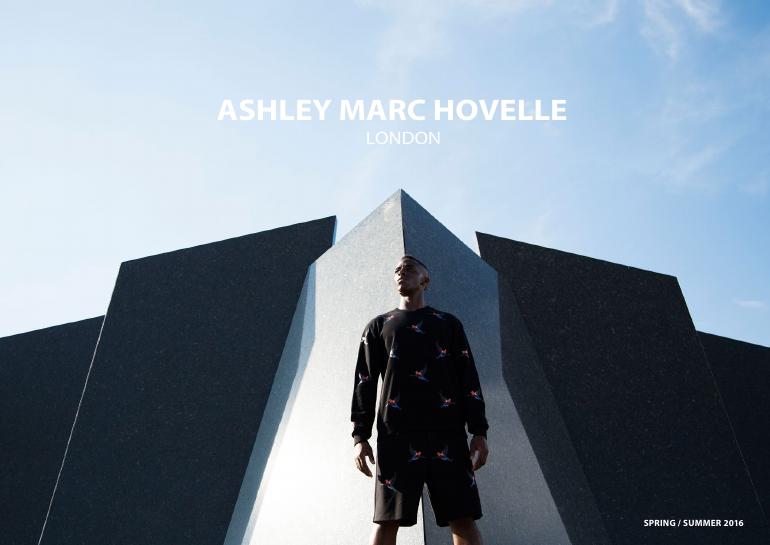 Ashley Marc Hovelle