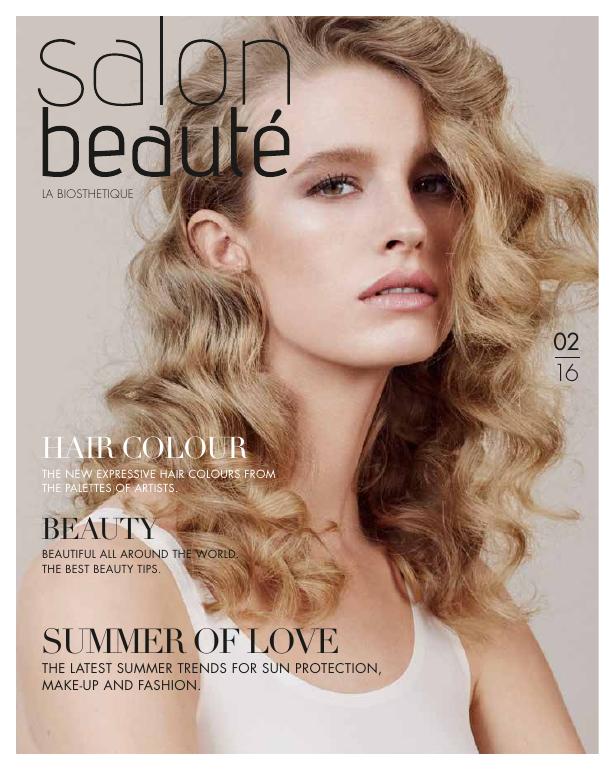 Salon beaute magazine