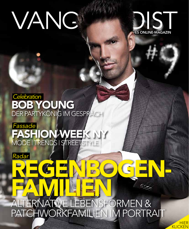 Vangardist Magazine – Issue 9