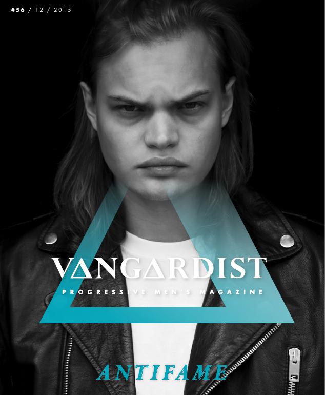 Vangardist Magazine - Issue 56