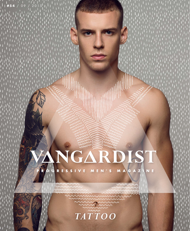 Vangardist Magazine - Issue 54