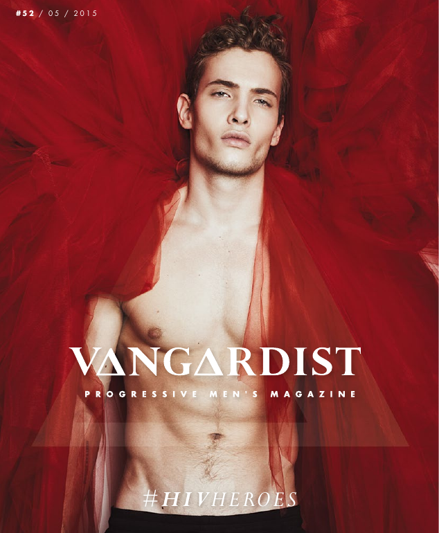 Vangardist Magazine - Issue 52