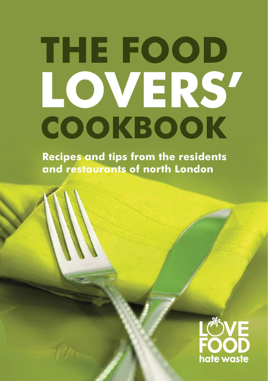 The food lovers' cookbook
