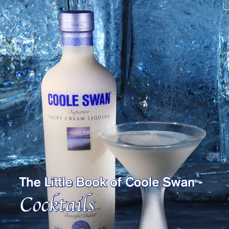 The Little Book of Coole Swan Cocktails
