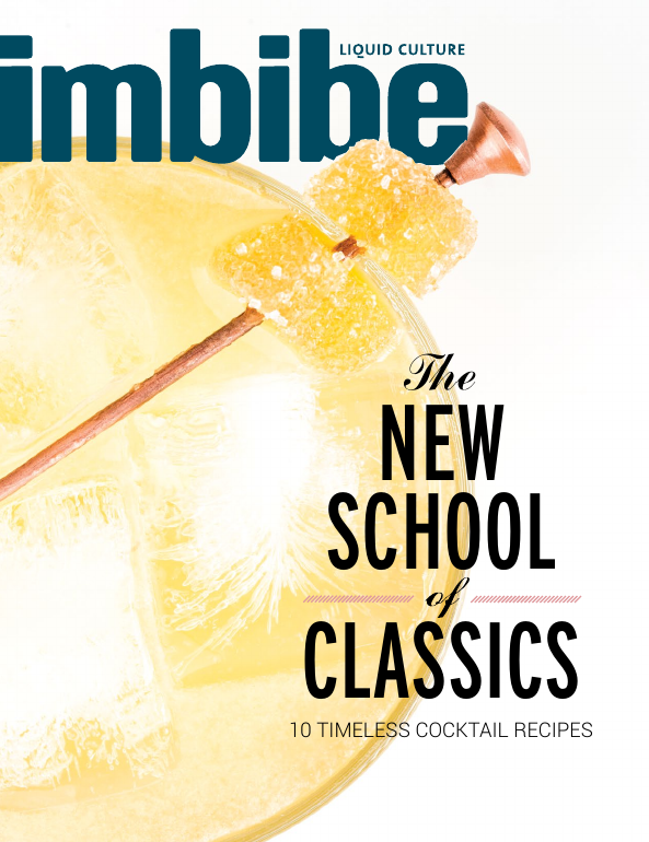 Imbibe: THE NEW SCHOOL CLASSICS