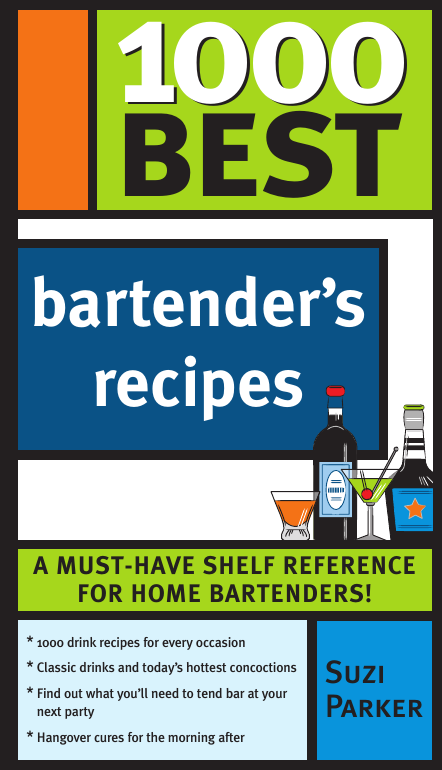 1000 bartender's Recipes