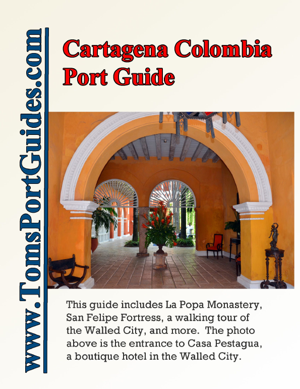 Cartagena Port Guide