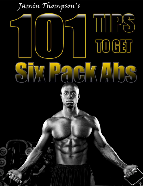 101 tips to get six pack abs