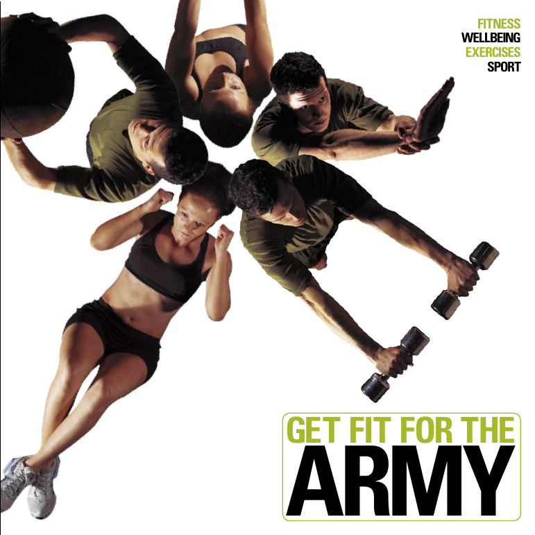 Get fit for the army