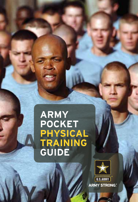 Army Pocket Physical Training Guide