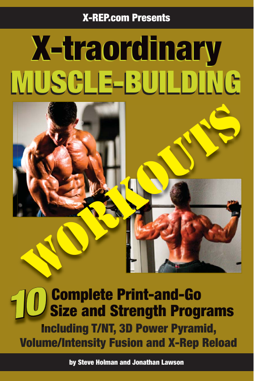 X-traordinary Muscle-Bulding Workouts