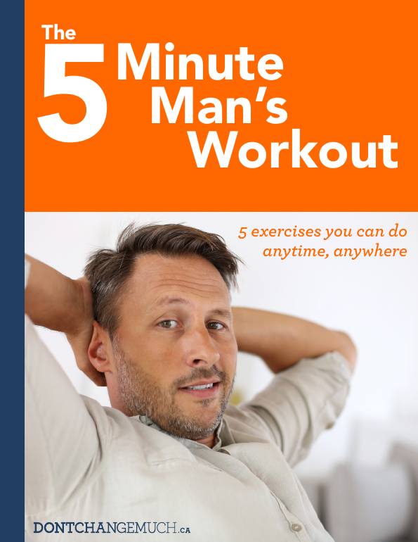 The 5 Minute Man's Workout