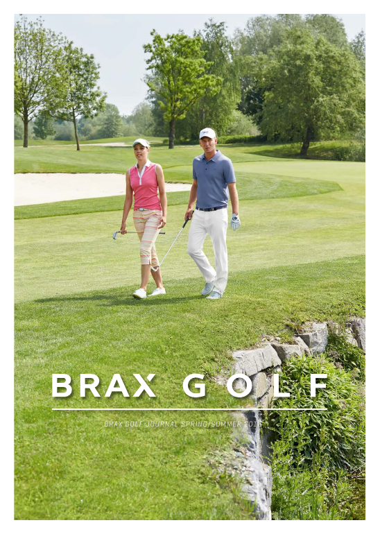 Brax golf Journal Spring/summer 2016