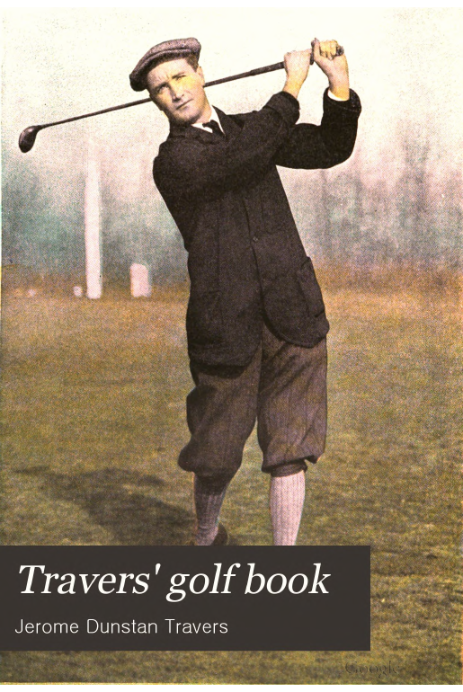 Travers golf book