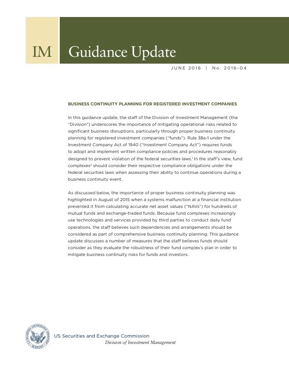 Im guidance 2016