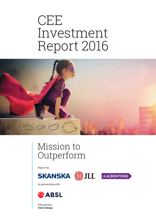 CEE Investment Report 2016